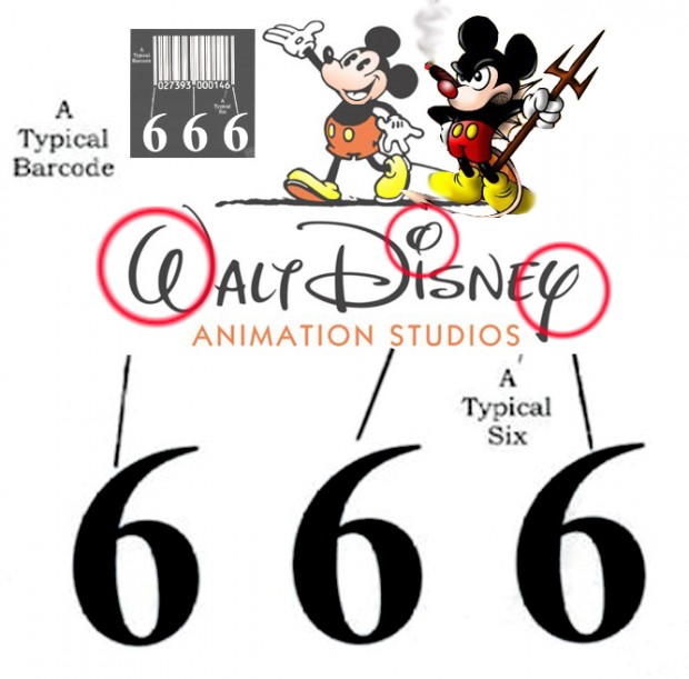 Walt_Disney_666_by_marcozambra