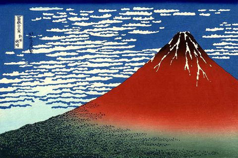 今こそ注目したい高卒の天才・五井野正博士の「富士は燃ゆ」
