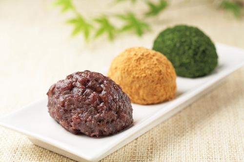 甘・サザエ食品_おはぎ3種(メイン)