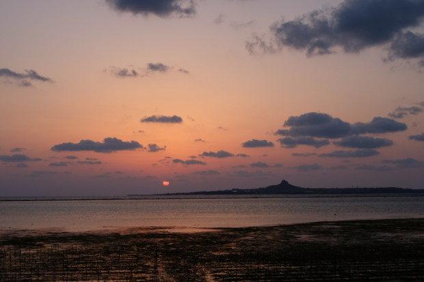 沖縄・備瀬崎の夕暮れに知るアダマス・セント・ジャーメインの「二元性の終焉」と2009年に可能となった「再統合」
