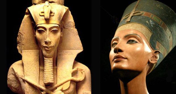 conf-akhenaton-nefertiti