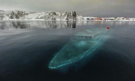 沈没した韓国船は謎の北緯33度線に向っていた!
