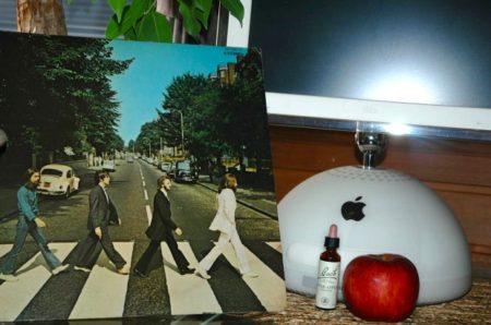 iPhone6の発表日とMacとビートルズのリンゴの関係