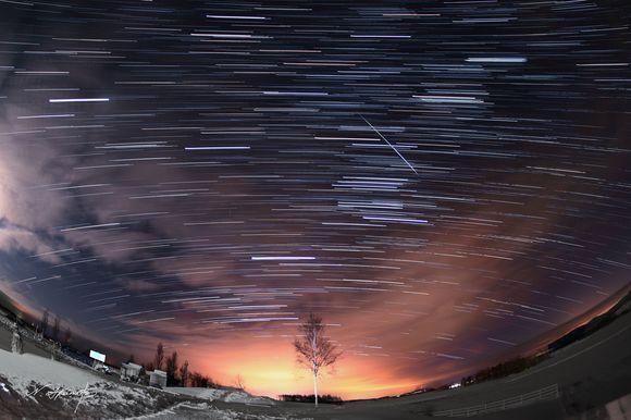 オリオン座流星群とベテルギウスの爆発と日本人のカルマ