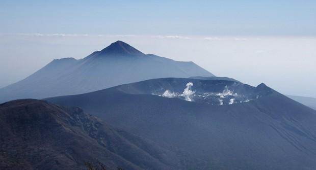 活発になってる霧島火山帯と「竹の花」のサインで蘇る縄文DNA