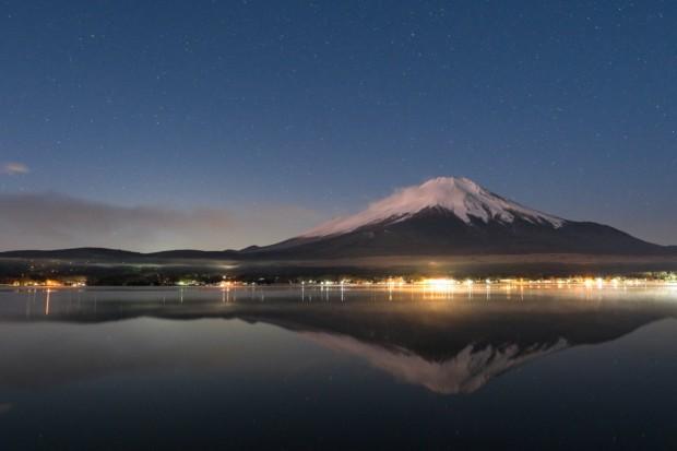 金城光夫氏の「5次元の鏡」と日本の鏡・富士山