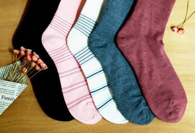「足袋ソックス」と新潟の靴下メーカー「山忠」がイイらしい!