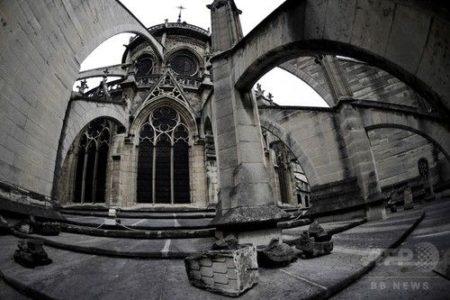 フライング・バットレスだったノートルダム大聖堂が燃えた形而上的な理由