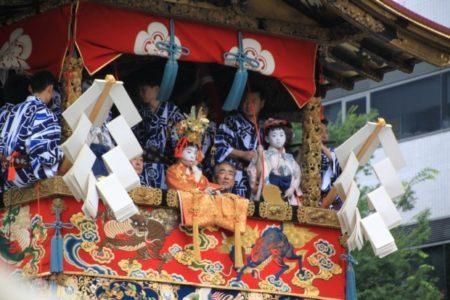 祇園祭に知るインセクトイドを従えるシリウス系日本人の祖先