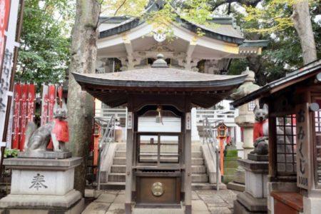 射手座新月直前、赤坂の「豊川稲荷東京別院」に行って来ました〜