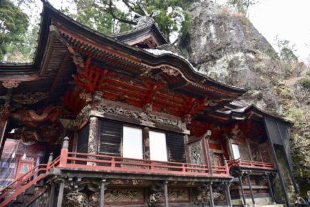 TGC「12:12」ゲートの「双子座満月」と榛名神社の「足腰健康守」