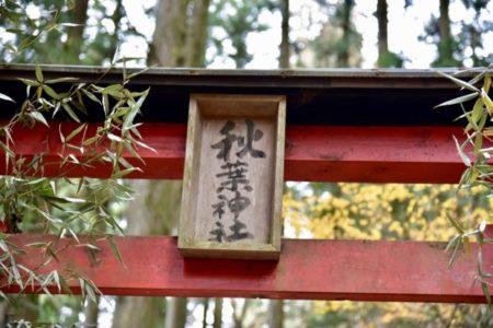 高波動で健康運に強い「榛名神社」に行ってみました〜