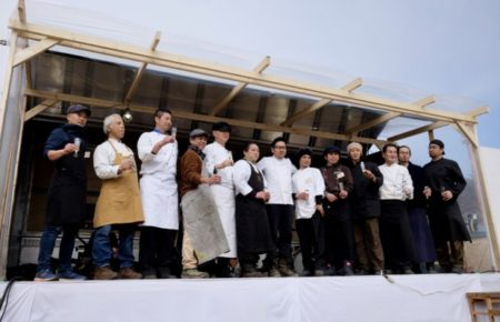 2020年天皇誕生日を前に第3回「北杜シェフズバル」に行ってみました〜
