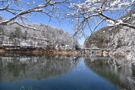 「清里〜南相木村」白銀の世界とアナスタシアと坂本廣志氏情報の符号