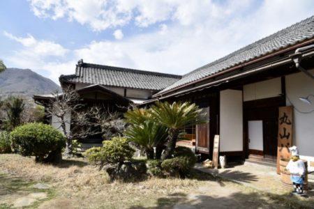 山梨市の「丸山パン」は「大井俣窪八幡神社」近くの桃源郷でした〜