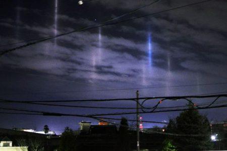 「東京上空に大きな火球」と潜在意識コントロールを打破する不死鳥の力
