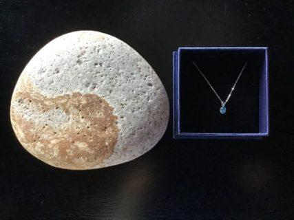 医療的にはダイアモンドより価値あるブルージルコンの和名は風信子石